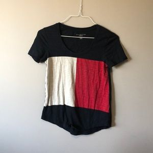 Tommy Hilfiger Relaxed Fit Size XS Tee